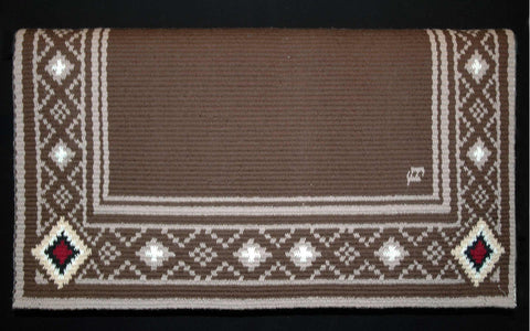 Saddle Blanket - DBR -  01