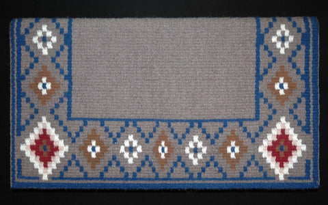 Saddle Blanket - DBR - 07