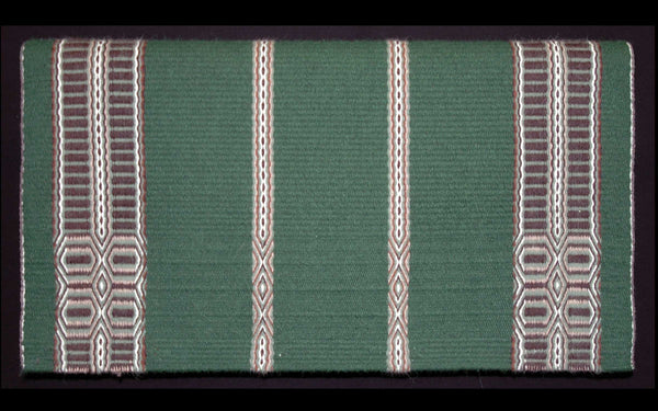 Twill Saddle Blanket - 19
