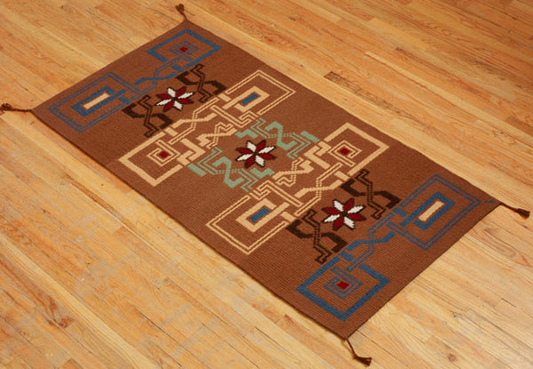 Handwoven Rug - Maria Series