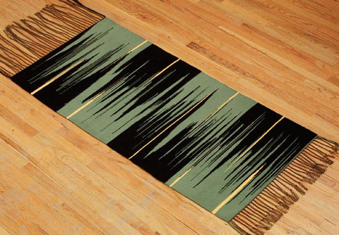 Handwoven Rug - Elucidation