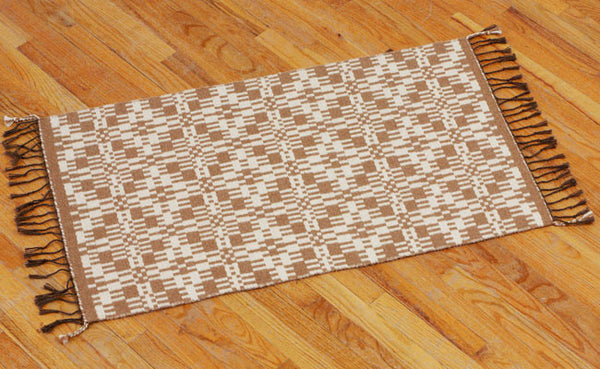 Handwoven Rug - Confusion