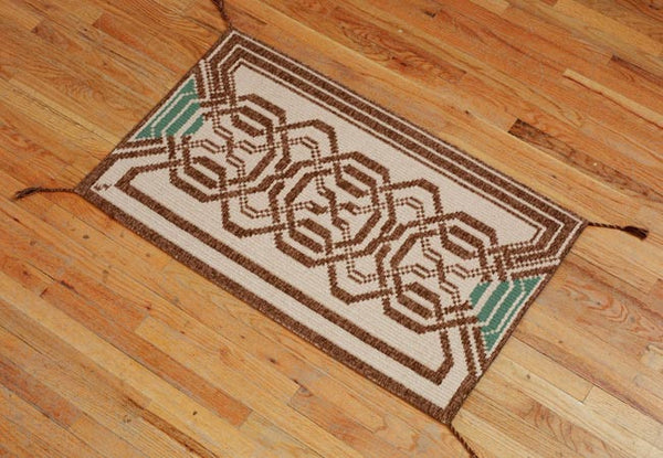 Handwoven Rug - Ancient Envy