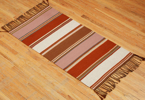 Handwoven Rug - Simple Elegance