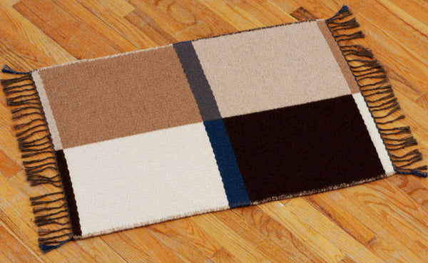 Handwoven Rug - Four Seasons