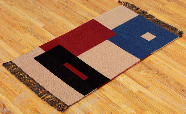 Handwoven Rug - King David