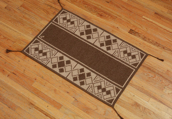 Handwoven Rug - Ancient Treasures