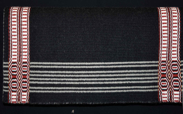 Twill Saddle Blanket - 09