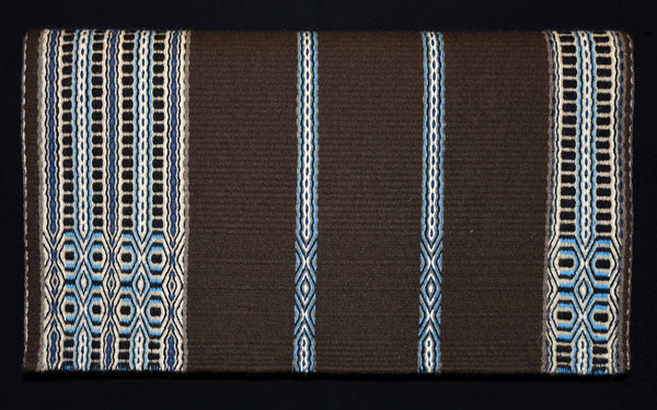 Twill Saddle Blanket - 01