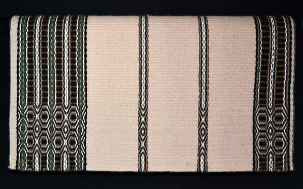 Twill Saddle Blanket - 06