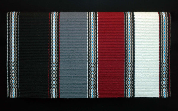 Twill Saddle Blanket - 08