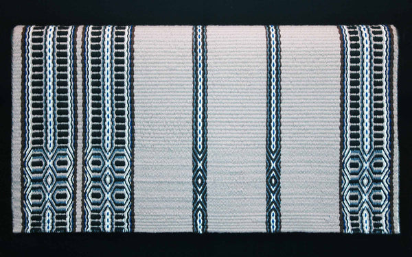 Twill Saddle Blanket - 11
