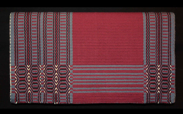 Twill Saddle Blanket - 21