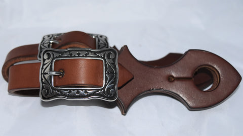 Slobber-stropper - JW Square Buckle w / Accents