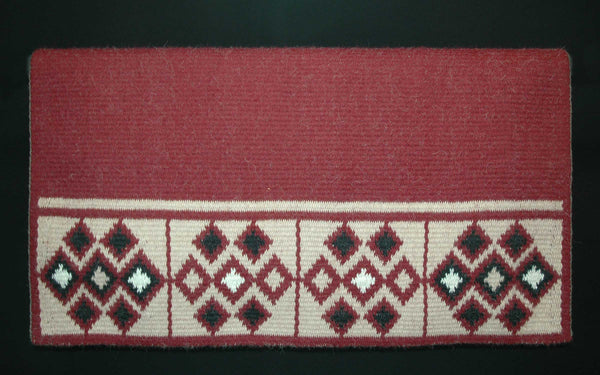 Saddle Blanket - VB - 01