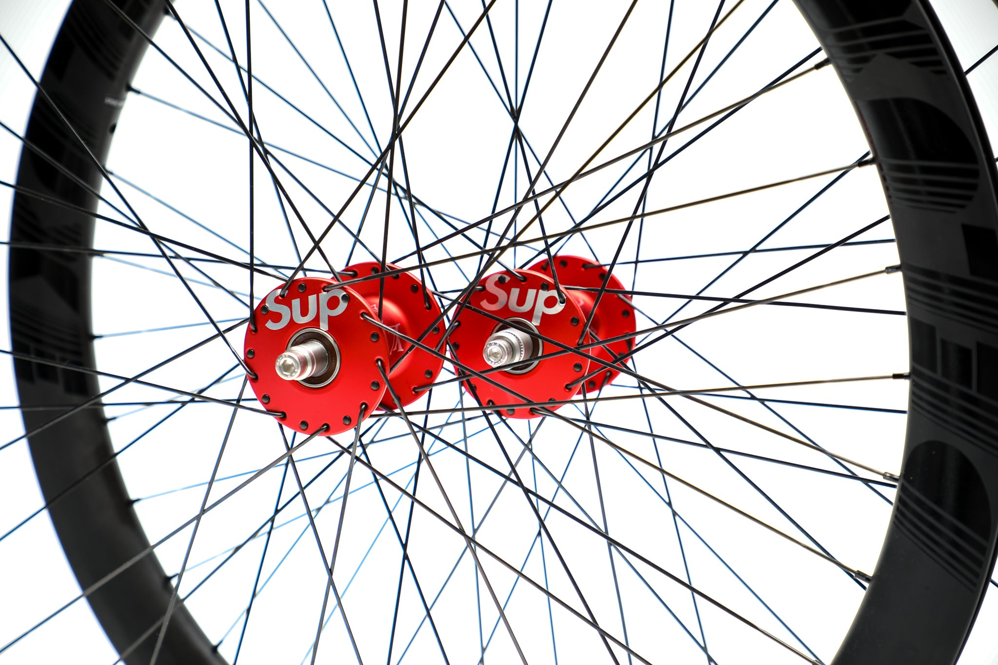 Deluxe LV SUP Carbon Wheels