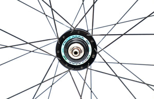 Deluxe carbon Prom Max track wheels 35mm
