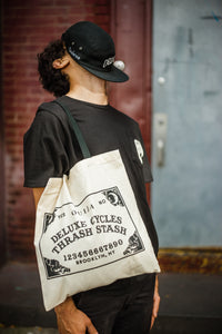 Deluxe X Thrash Stash Mystifying Oracle Tote Bag