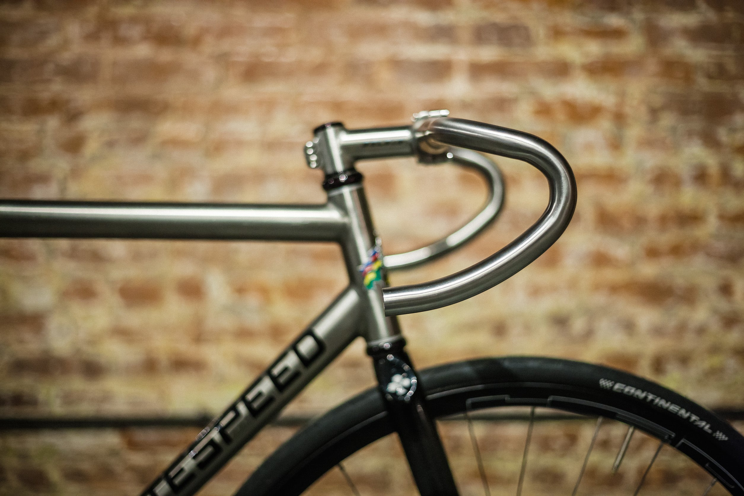 Deluxe Ti Compact Drop Handlebars