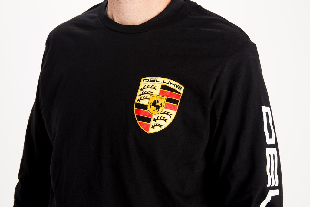 Porsche Long Sleeve