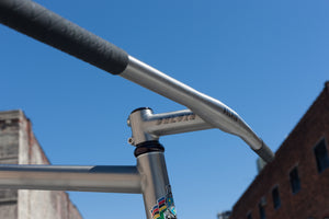 Deluxe Ti Integrated Stem/Handlebar