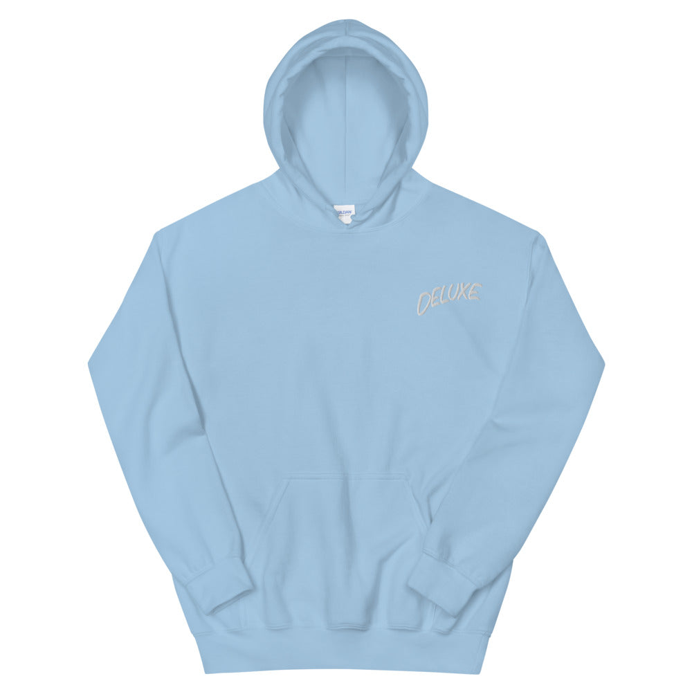 Casual Hand embroidered hoodie