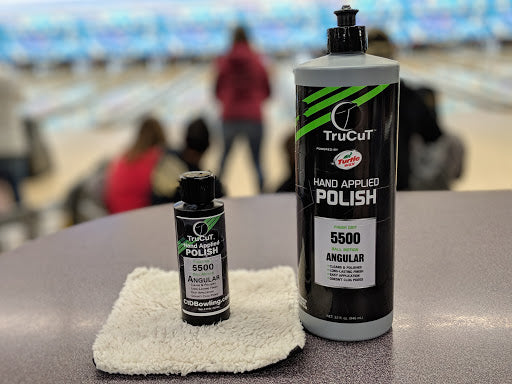 Turtle Wax Co-Brands a Polish for Bowling Balls with Creating The Difference