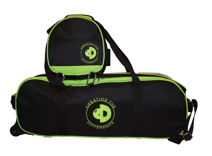 CtD Continues to Innovate with New 4 Ball Roller Tote Bag