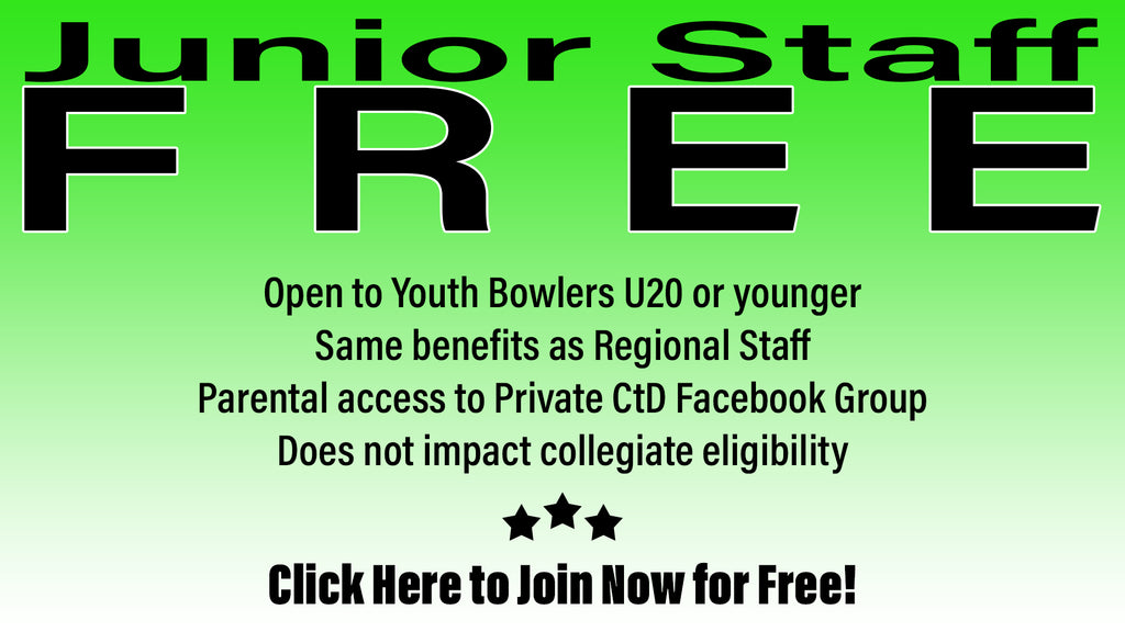 Join the CtD Junior Staff Now!