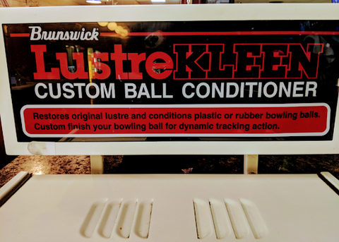Brunswick Lustre Kleen Custom Ball Conditioner