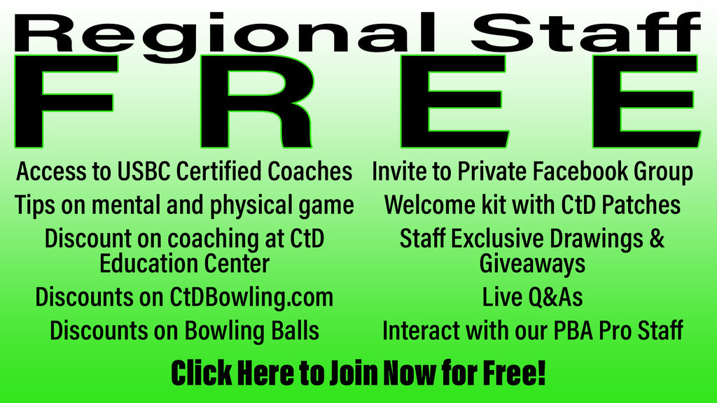 Join CtD Free Regional Staff Today!
