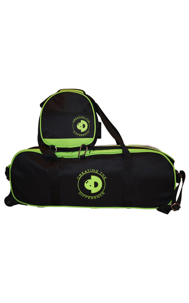 CTD 4 Ball Roller Tote Bag