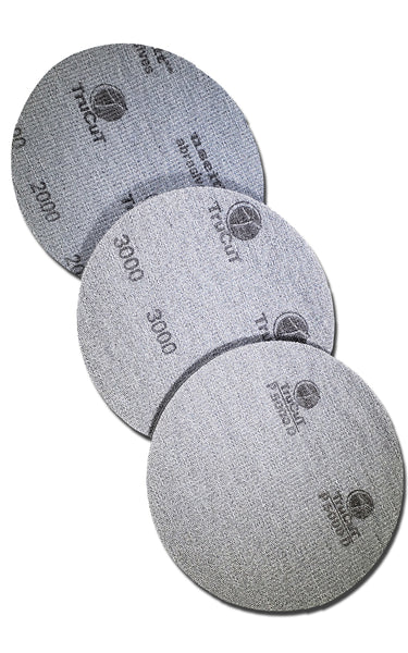 TruCut by CtD Sanding Pads - 3 PACK HIGH