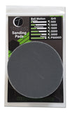 TruCut by CtD Sanding Pads - 60 PACK (10 of each grit)