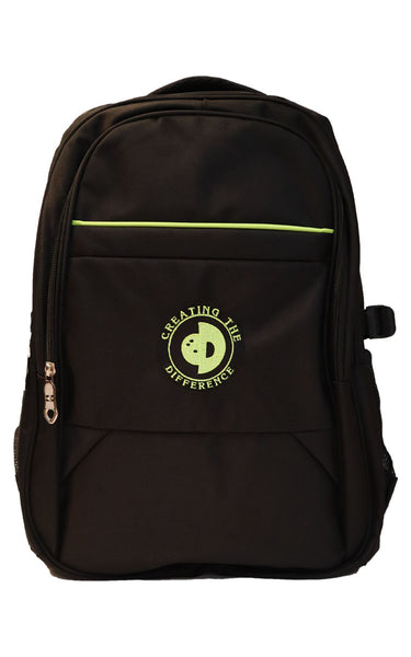 Creating the Difference Backpack