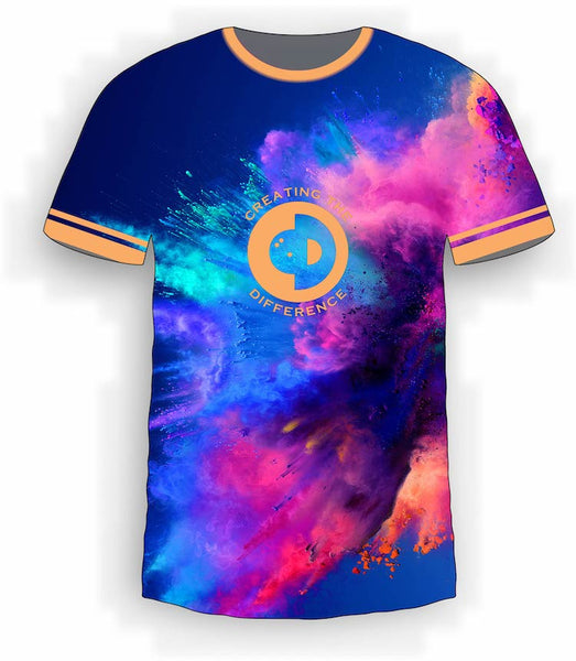 Color Blast Jersey
