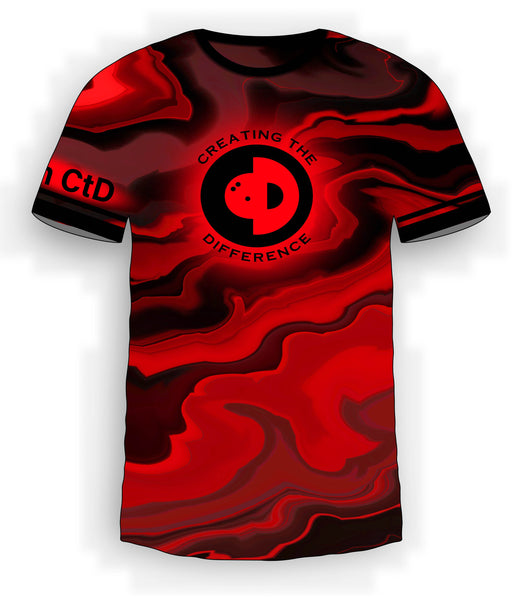 Red Lava Jersey