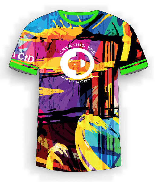 Abstract Jersey