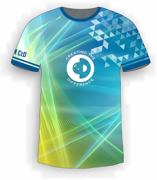 Laser Triangle Jersey