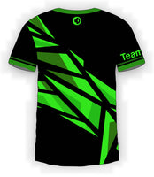 Triangle Black Jersey