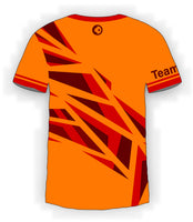 Triangle Orange Jersey