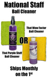 National Staff - Ball Cleaner Monthly Subscription