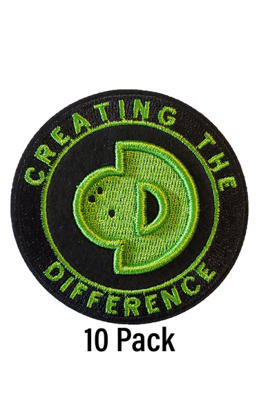 CtD Patch | 10 Pack