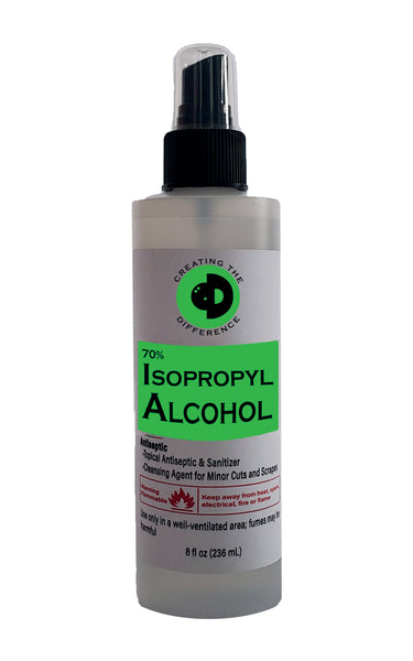 CtD Isopropyl Alcohol