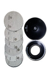 Portable Ball Spinner + 6 pack TruCut Sanding Pads