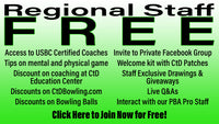 Regional Staff Sign Up