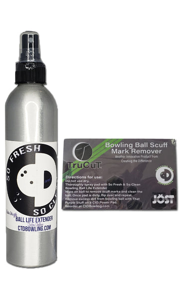 PRE-ORDER So Fresh & So Clean | Free TruCut Scuff Mark Remover