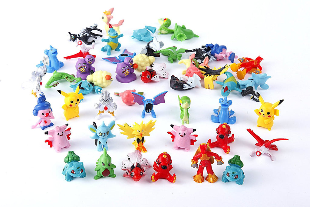 Pokemon Action Figures (24 Piece)