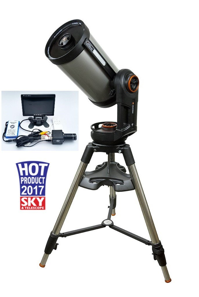 NexStar Evolution 9.25 and Revolution Imager R2 - 12092 See what you've been missing!