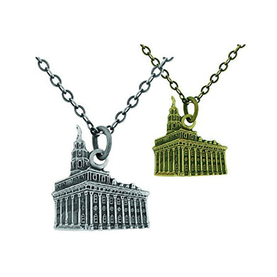 J108 - Nauvoo Temple Necklace